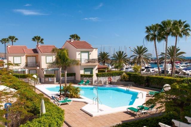 Villa Marina Port - zwembad