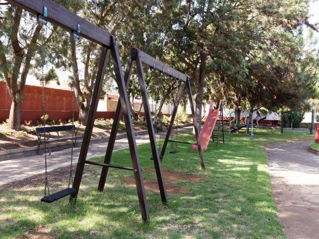 Villa Excelsior - speeltuin