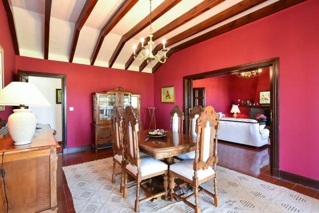 Villa Madronal - woonkamer