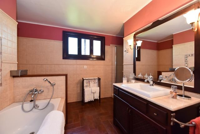 Villa Madronal - badkamer