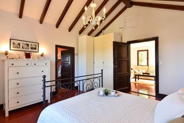 Villa Madronal - slaapkamer