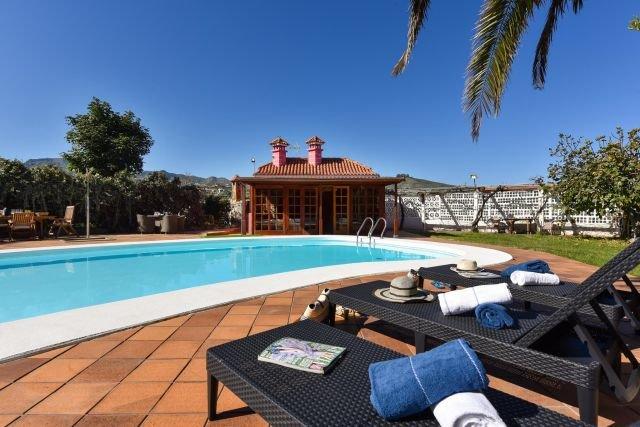 Villa Madronal - zwembad