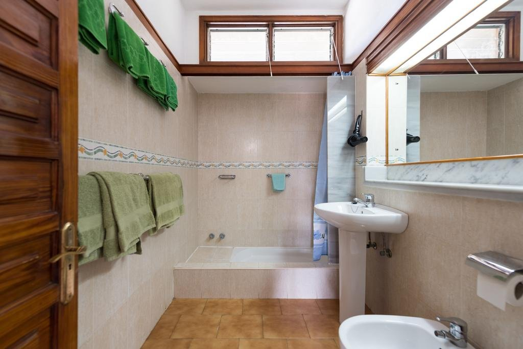Appartementen Don Pedro - badkamer