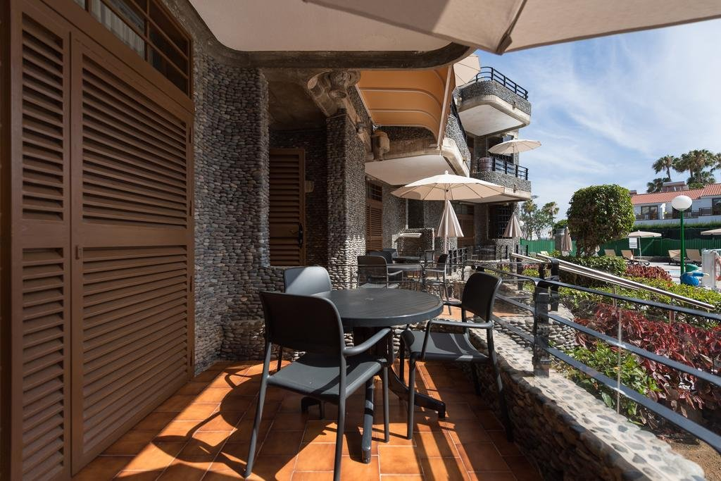 Appartementen Don Pedro - balkon