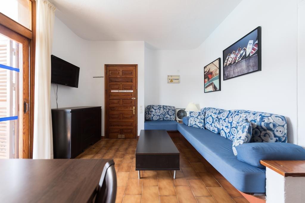 Appartementen Don Pedro - woonkamer