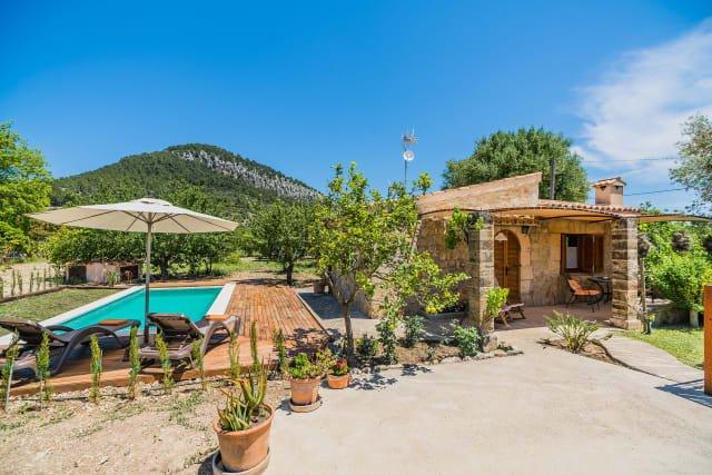 Villa Lloberina - overzicht