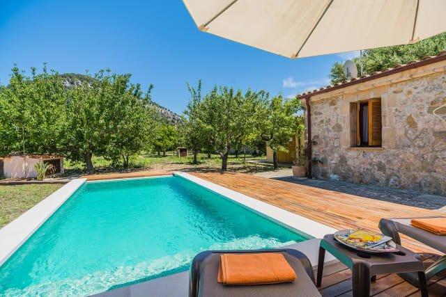 Villa Lloberina - zwembad