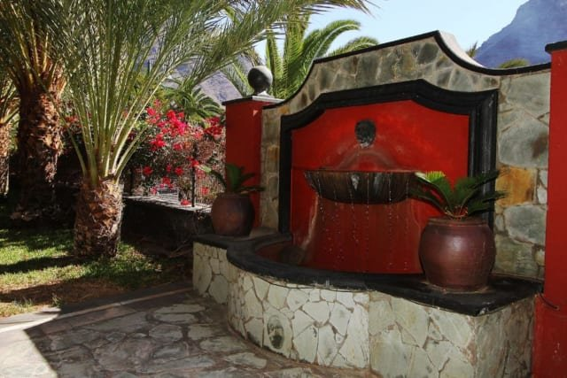 Appartementen Punta Marina - fontein
