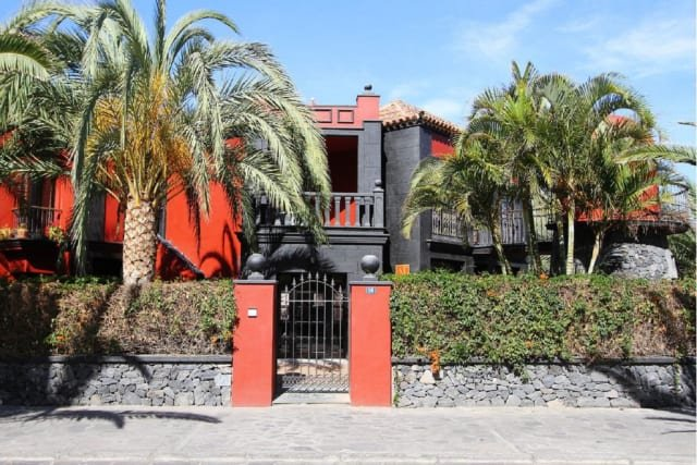 Appartementen Punta Marina - aanzicht