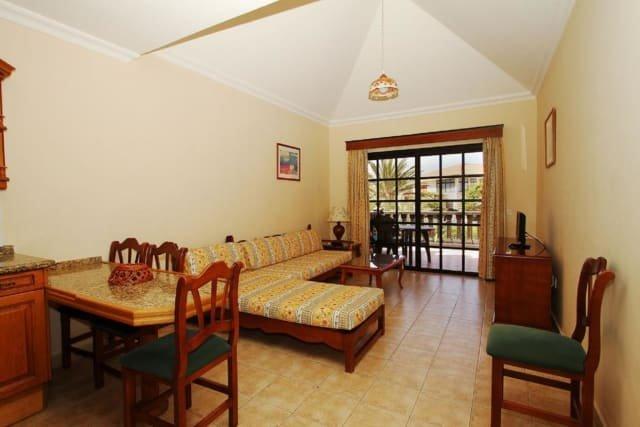 Appartementen Punta Marina - woonkamer
