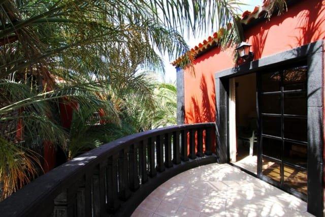 Appartementen Punta Marina - balkon