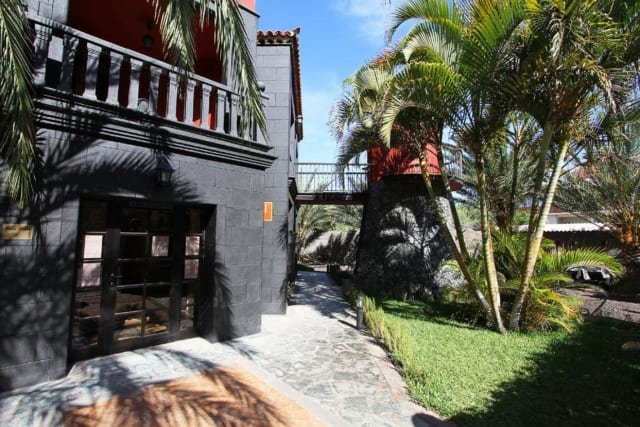 Appartementen Punta Marina - tuin