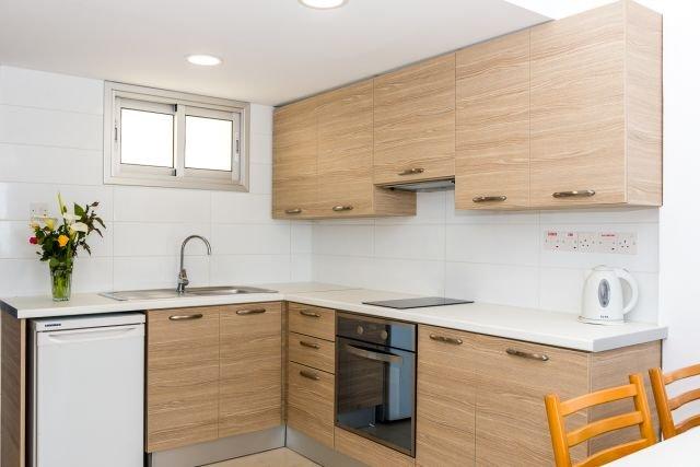 Appartementen Helios Bay - keuken