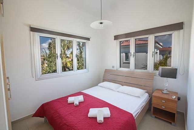 Villa Thekla - slaapkamer