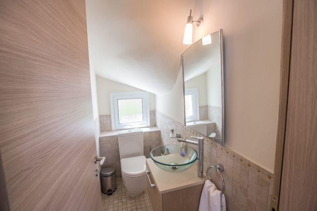 Villa Pernera - toilet