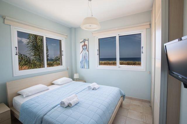 Villa Pernera - slaapkamer