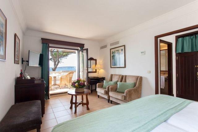 Hotel Bendinat - kamer