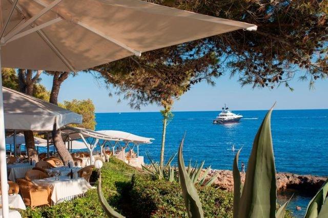 Hotel Bendinat - uitzicht
