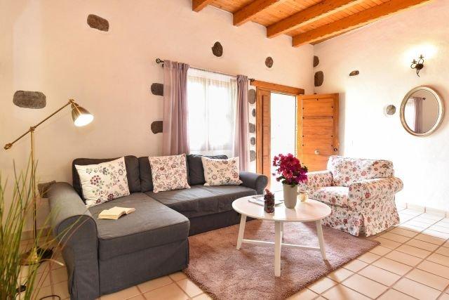 Villa Algodones - woonkamer villa 1