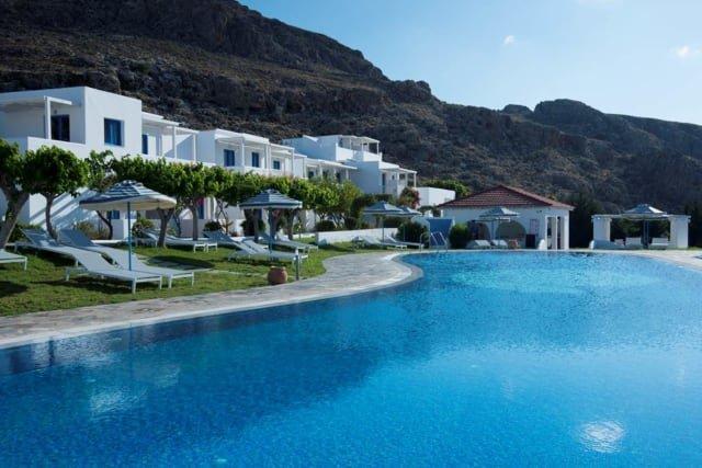 Hotel Lindos Sun - zwembad