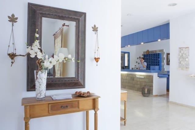 Hotel Lindos Sun - receptie