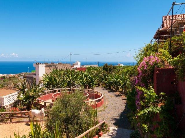 Villa Arucas - uitzicht