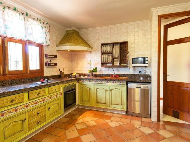 Villa Arucas - keuken