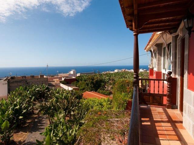 Villa Arucas - balkon