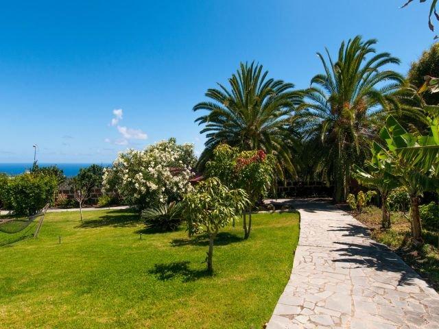 Villa Arucas - tuin
