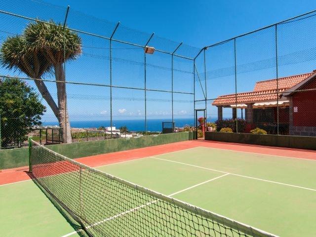 Villa Arucas - tennisbaan