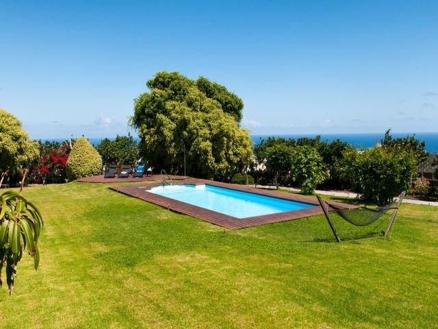 Villa Arucas - zwembad