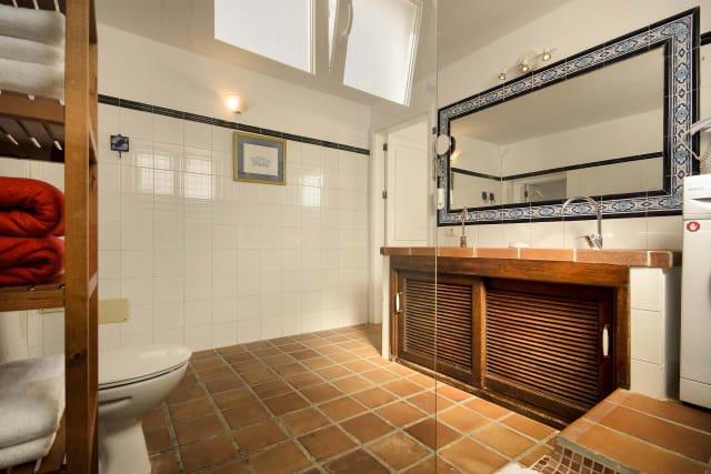 Casa La Marea - badkamer