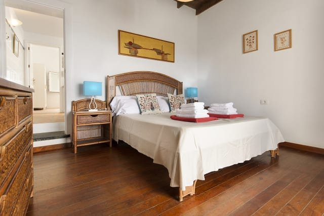 Casa La Marea - slaapkamer