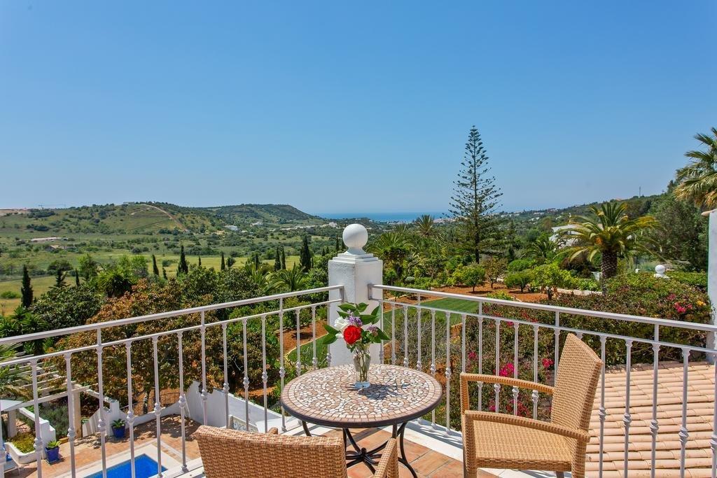 Hotel Quinta Bonita - balkon