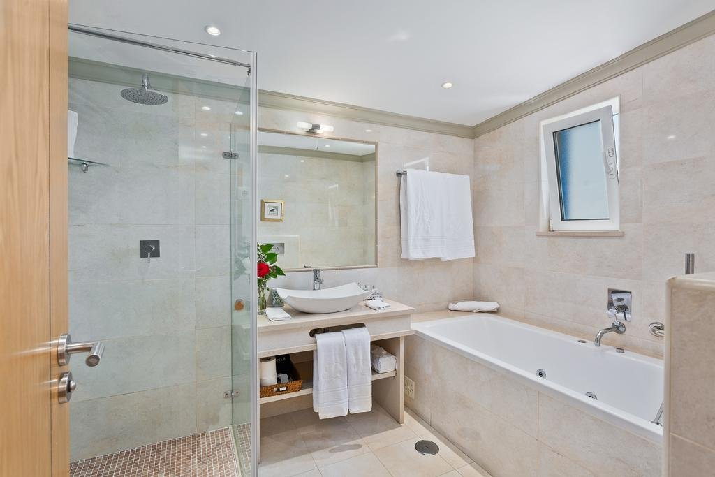 Hotel Quinta Bonita - badkamer