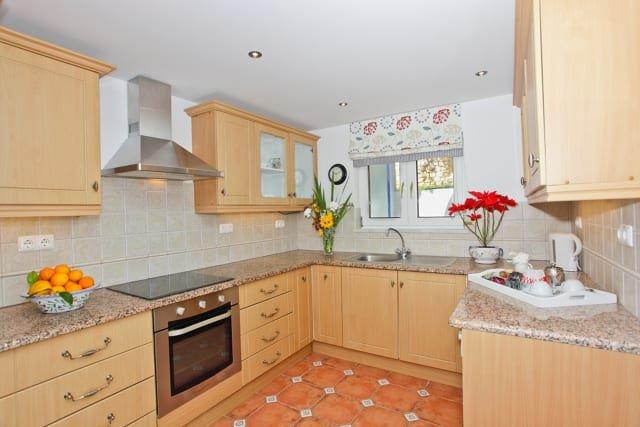 Casa Bonita - keuken