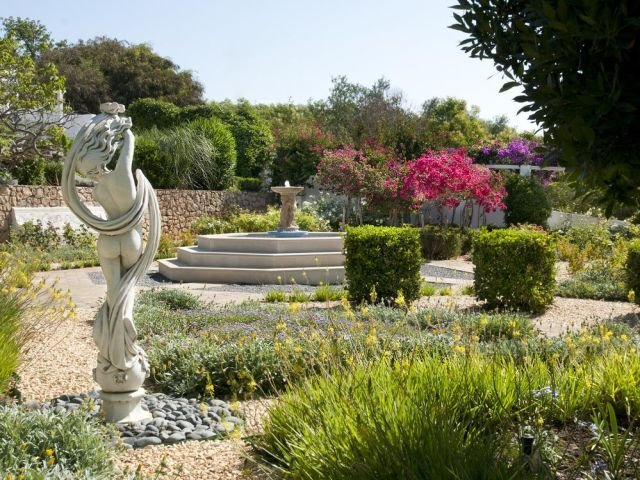 Casa Bonita - tuin algemeen