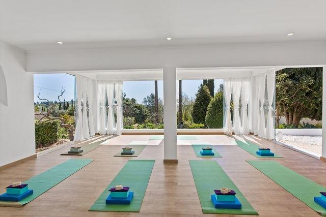 Casa Bonita - yoga studio