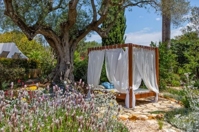 Casa Bonita - gezamenlijke tuin