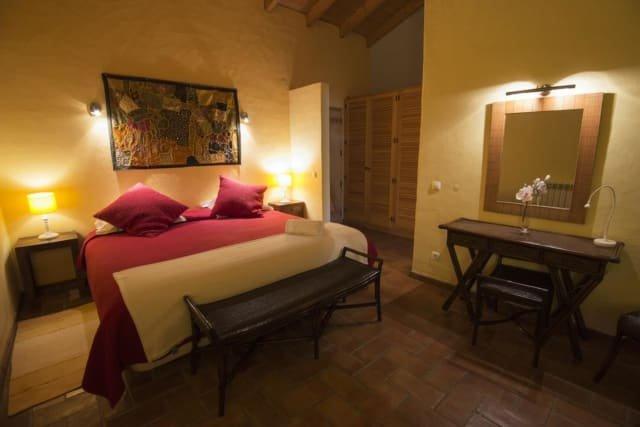 Appartementen Vicentina -slaapkamer