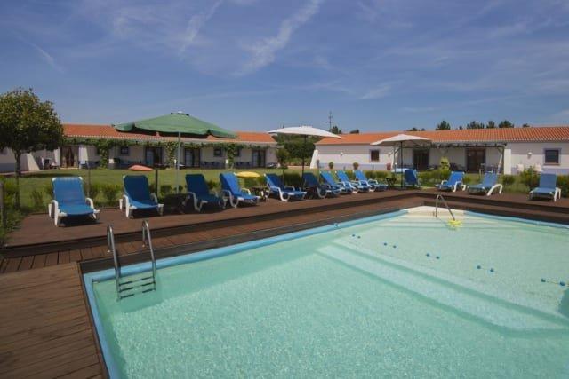 Appartementen Vicentina - zwembad
