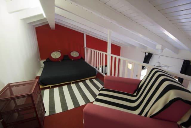 Appartementen Vicentina - mezzanine
