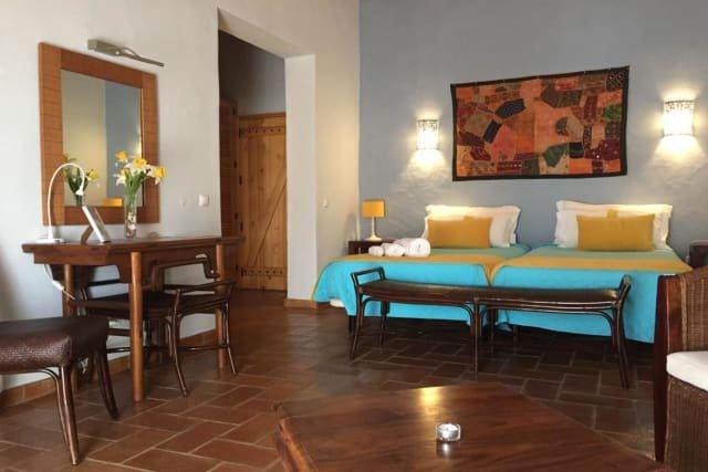 Appartementen Vicentina - slaapkamer