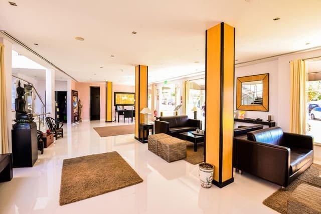 Hotel Gale Praia - lounge