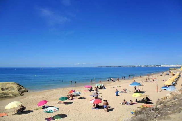 Hotel Gale Praia - strand