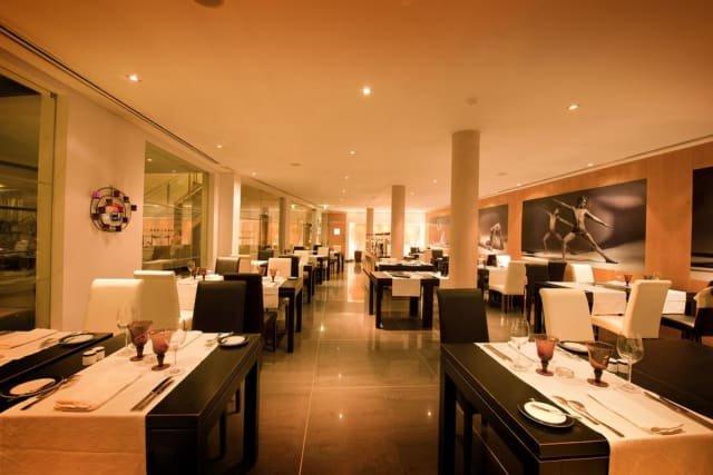 Hotel Gale Praia - restaurant