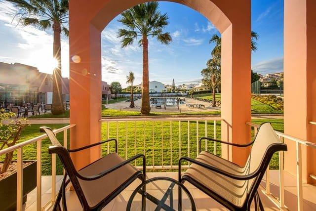 Hotel Gale Praia - terras