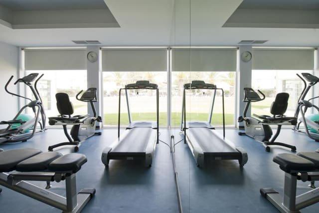 Hotel Gale Praia - fitness