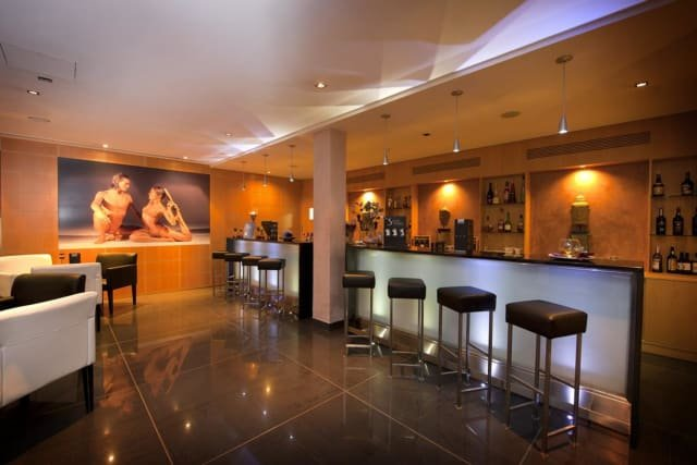 Hotel Gale Praia - hotelbar