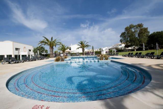Hotel Gale Praia - zwembad